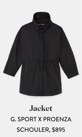 Jacket G. SPORT X PROENZA SCHOULER, $895