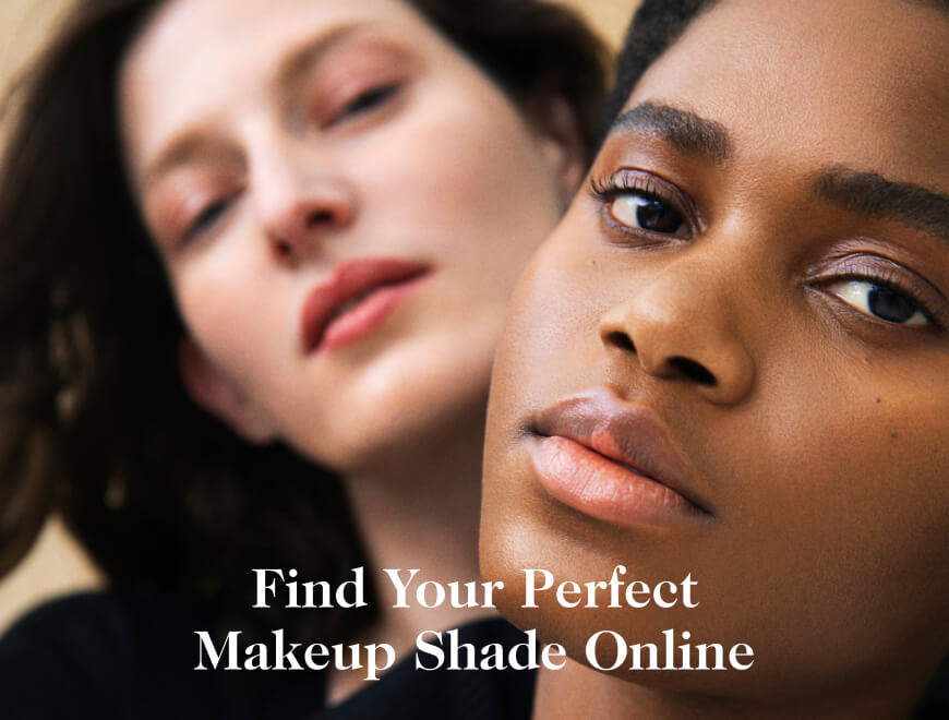 Find Your Perfect Makeup Shade Online