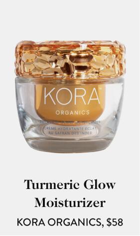Turmeric Glow Moisturizer KORA ORGANICS, $58