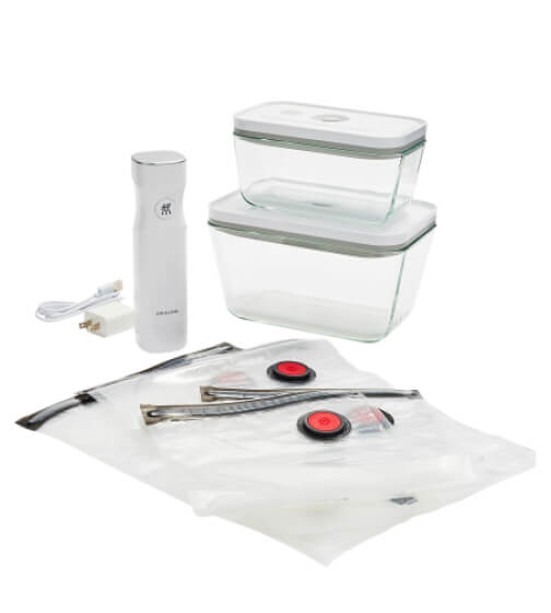 Zwilling Vacuum Glass Storage Starter Set