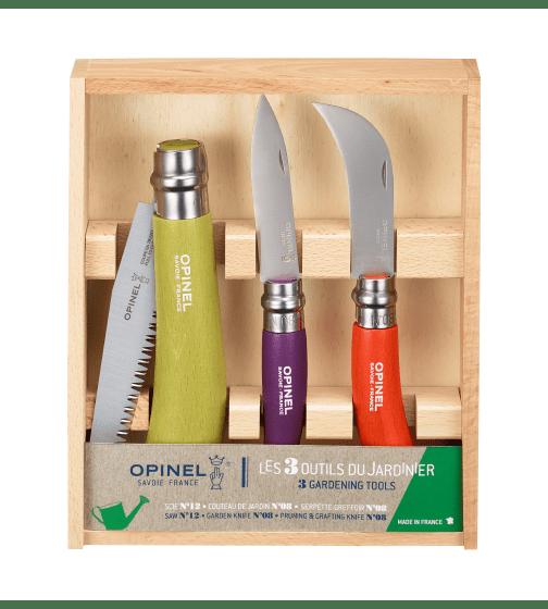 Opinel Gardeners Tool Set