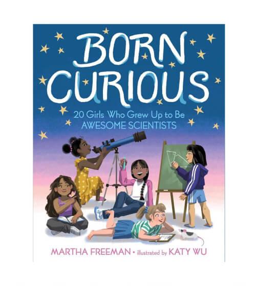 Simon & Schuster Publishing Co. Born Curious