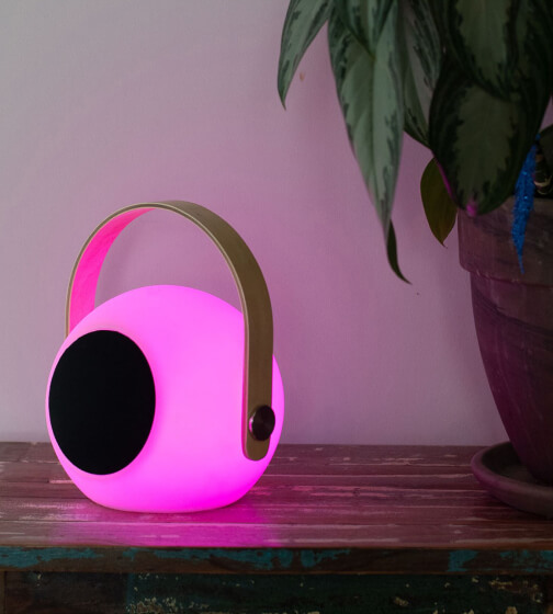 Amped & Co. Vibe Bluetooth Speaker