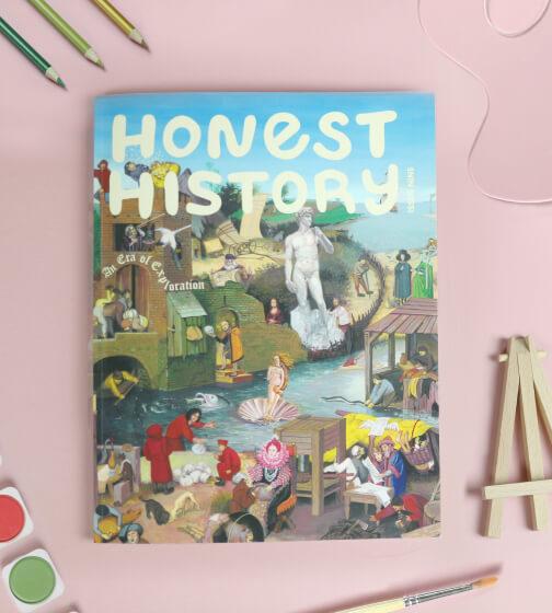 Honest History Kids Magazine Subscription