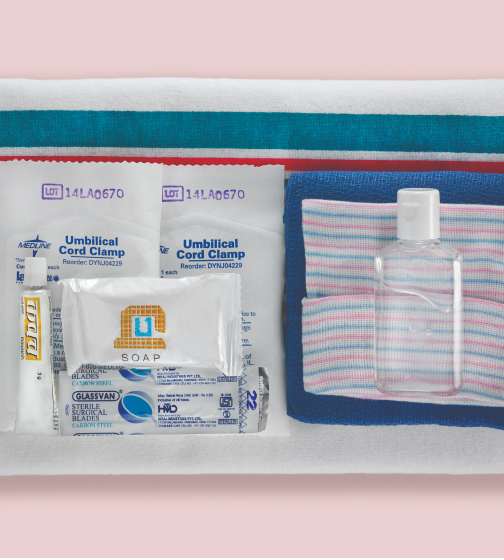 Saving Mothers Safe Birth Kit