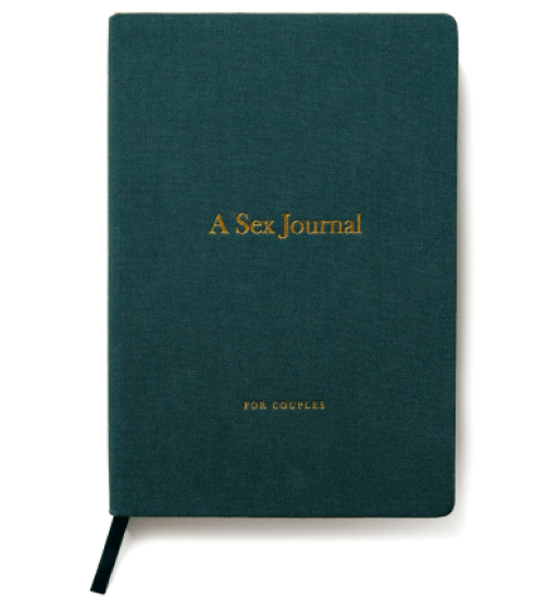 A Sex Journal A Sex Journal for Couples