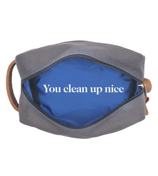 Boarding Pass goop exclusive You Clean Up Nice Dopp Kit