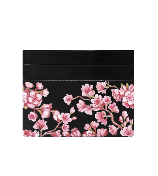 Alepel goop Exclusive Cherry Blossom Cardholder