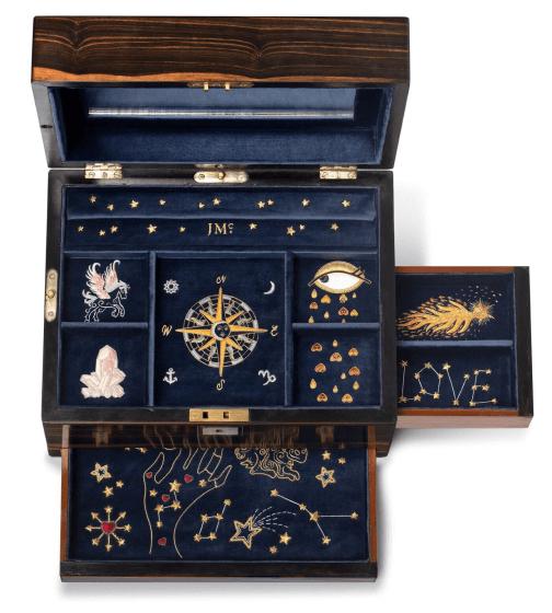 Jessica McCormack Custom Heirloom Jewelry Box