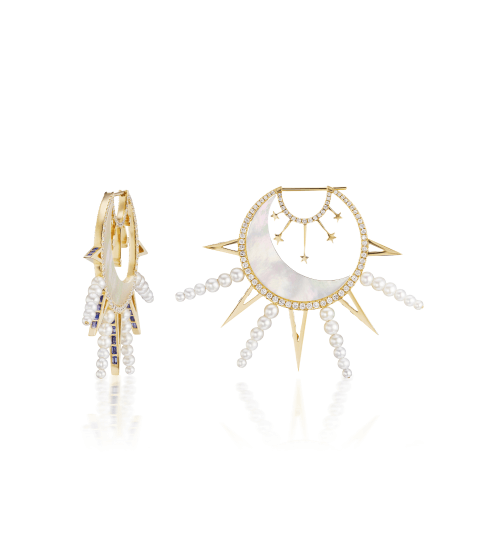 Sorellina La Luna Earrings