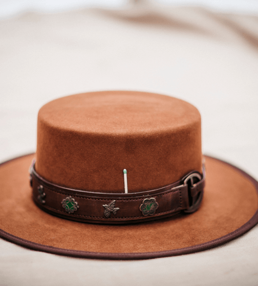 Nick Fouquet Custom Hat
