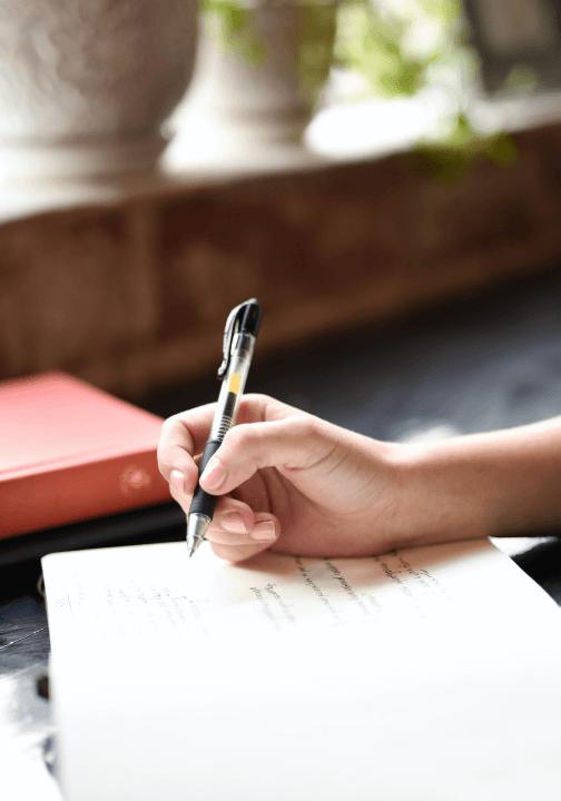 Skillshare Writing for Inner Calm