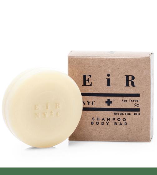 EIR NYC Travel Shampoo & Body Bar
