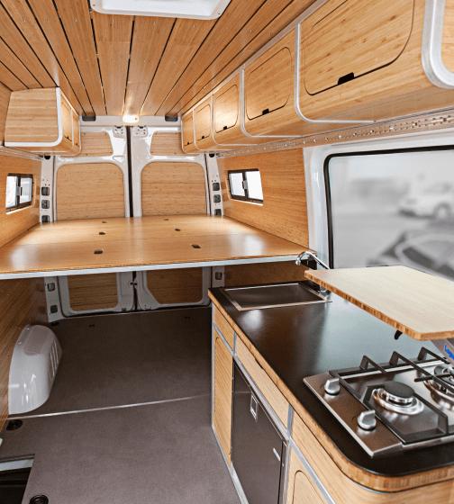 ZENVANZ Custom Van Build