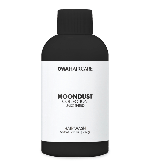 OWA Haircare Moondust Collection Unscented Hair Wash