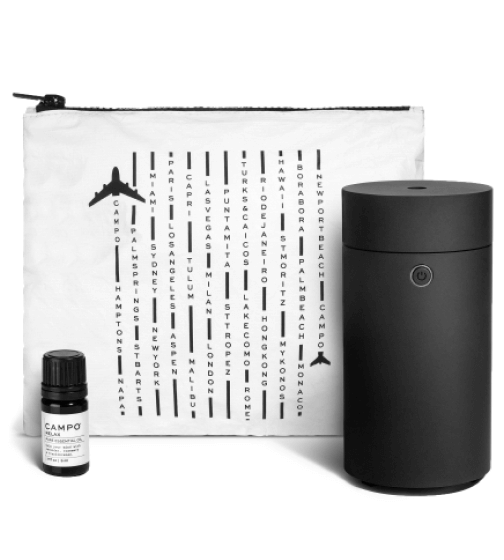 Campo Relax Travel Diffuser Kit