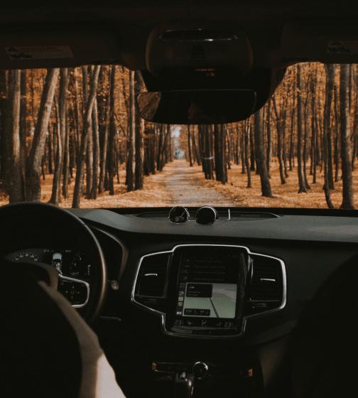 HearHere Roadtrip Companion App