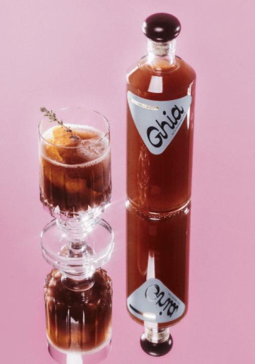 GHIA Mediterranean-Inspired Nonalcoholic Aperitif