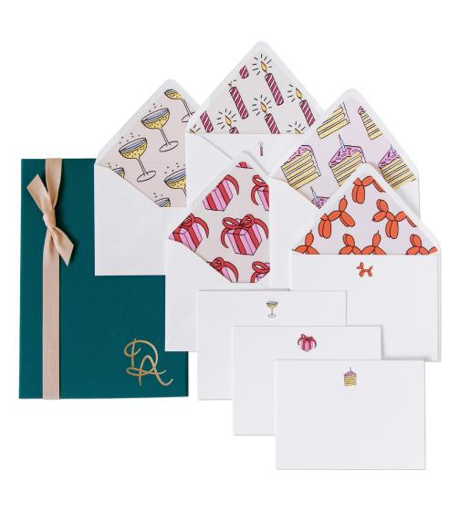 Dear Annabelle Fête Notecards