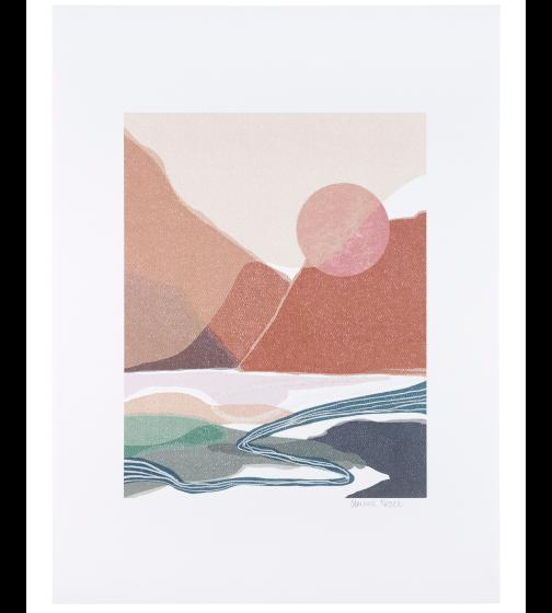 Walker Noble Studios Fields Print