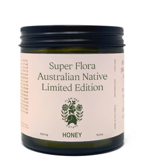 Flamingo Estate Australian Native Limited-Edition Honey