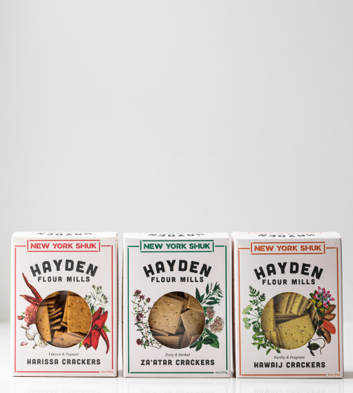 NY Shuk NY Shuk x Hayden Cracker Trio Set