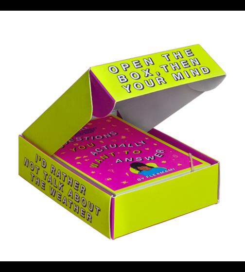 Flex Factory Reflex Original Cards