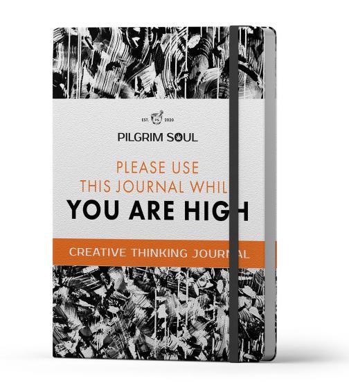 Pilgrim Soul The Original Creative Thinking Journal