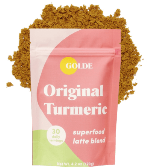 Golde Original Turmeric Latte Blend