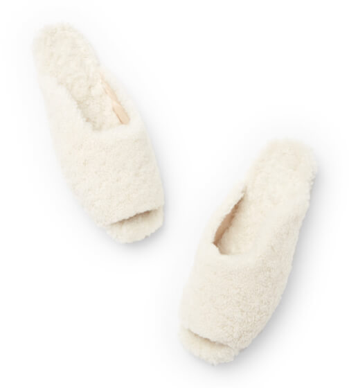 Deiji Studios The Shearling Slide